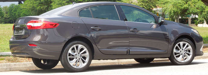 Renault Fluence 1.5 dCi Privilege (A) Review