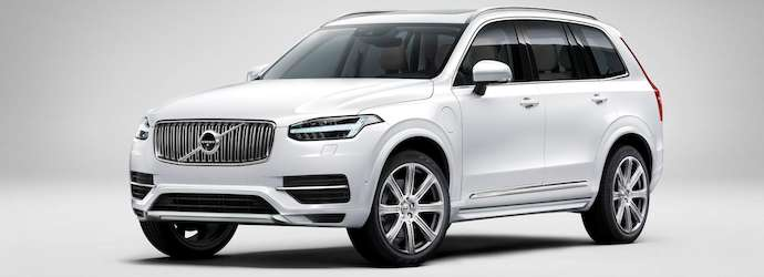 Volvo Cars' global sales up on strong demand for The New ...