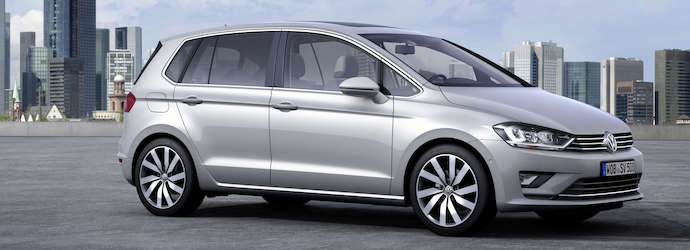 The new VW Sportsvan: Introducing the future of the compact ...