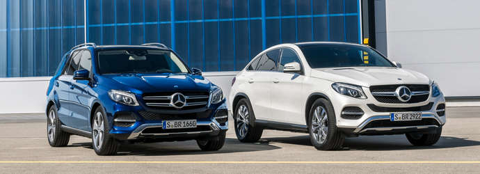 Mercedes benz gle and gle coupe launched in singapore for Mercedes benz singapore