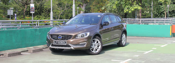 Volvo V60 Cross Country T5 2.0 (A)