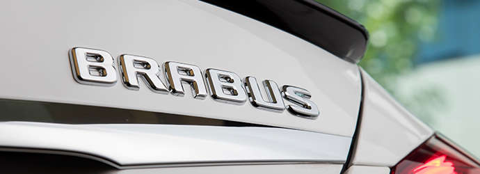 To Mercedes Owners Out There, BRABUS has a new Distributor!