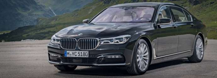 BMW Launches Three New Hybrid Cars