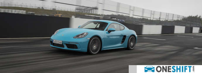The all-new Porsche 718 Cayman Arrives in Singapore