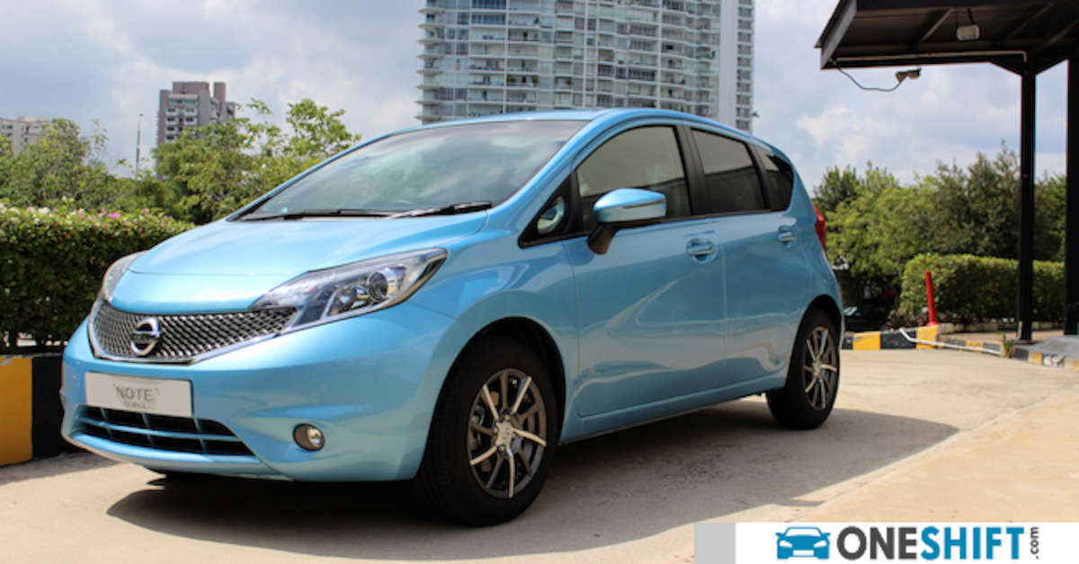 NOTEworthy Value - Nissan NOTE 1.2 DIG-S