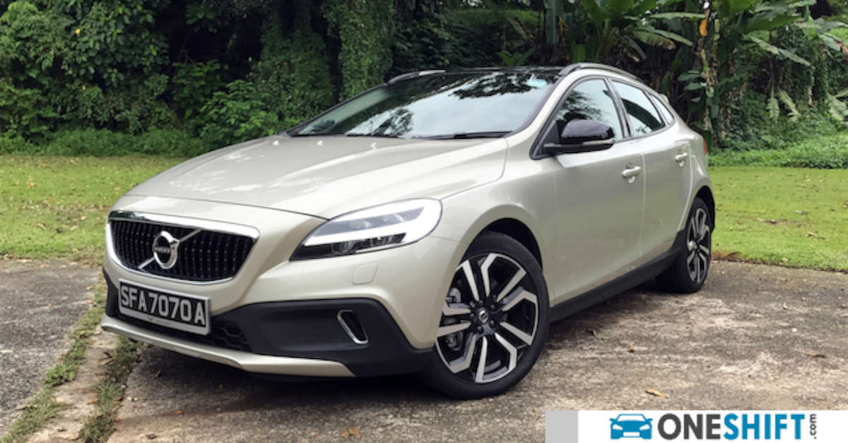 volvo v40 cross country t4 review singapore. Black Bedroom Furniture Sets. Home Design Ideas