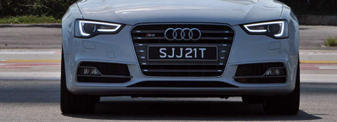 Audi S5 coupe 3.0 (A) Review