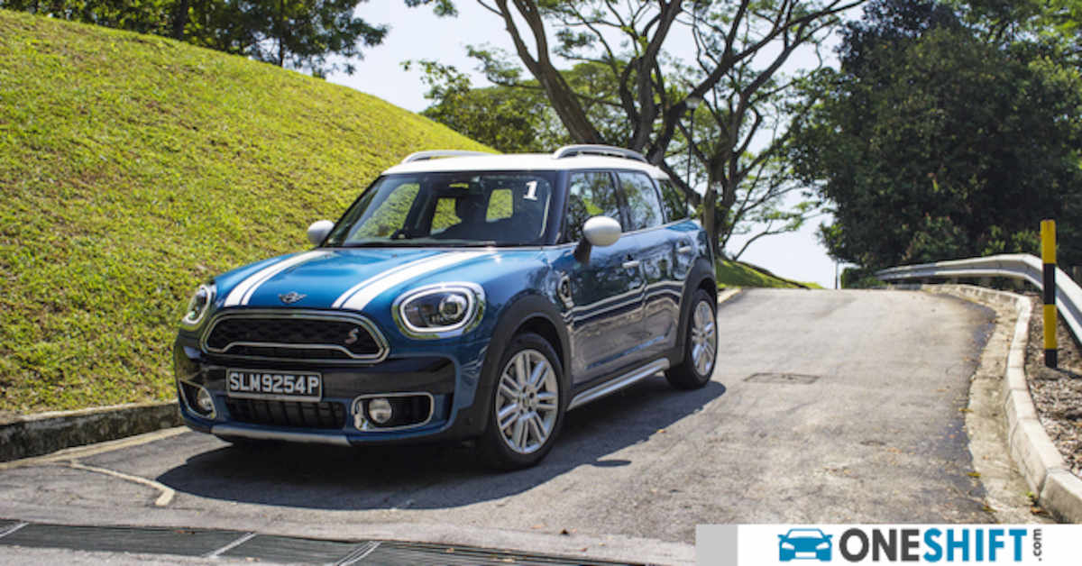 MINI Launches the New Countryman in Singapore! #AddStories ...