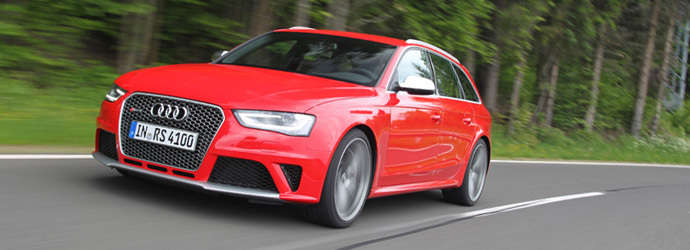First Impressions: Audi RS 4 Avant quattro 4.2 (A) Review