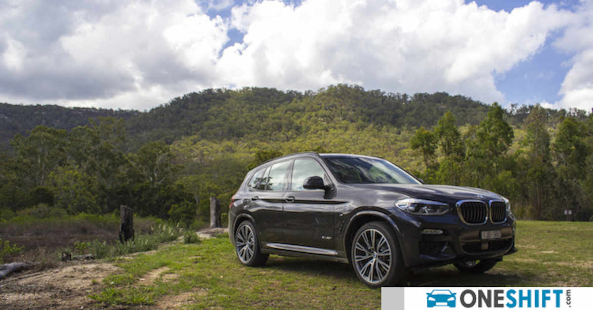 Simply And X3tremely Better - The New 2018 BMW X3