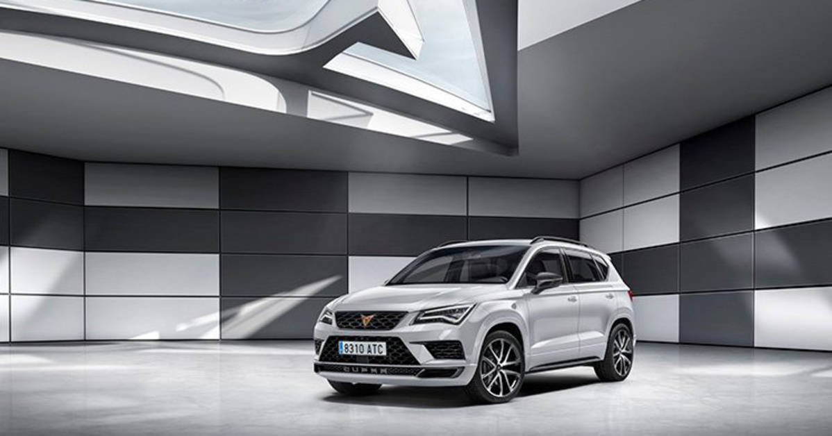 CUPRA - A New Brand From SEAT Has Arrived