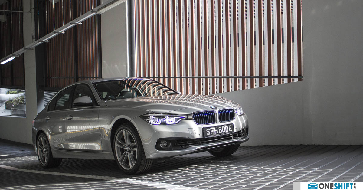 BMW 3 Series 330e iPerformance 2017