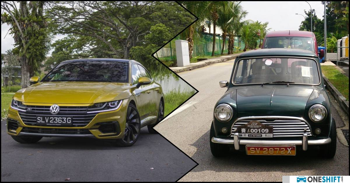 Buying A Used Car Parf Car Vs Coe Car Singapore Used Car Buying