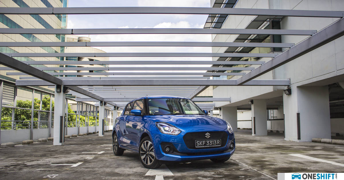 Suzuki Swift Premium 2018 Review Singapore - Oneshift com