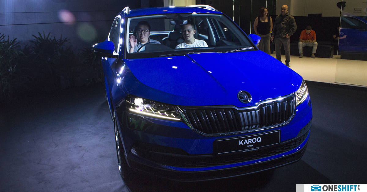Baby Bear Maybe? The All New Skoda Karoq
