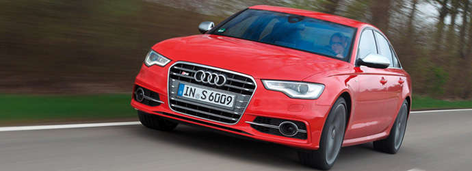 First Impressions: Audi S6 4.0 TFSI quattro (A) Review
