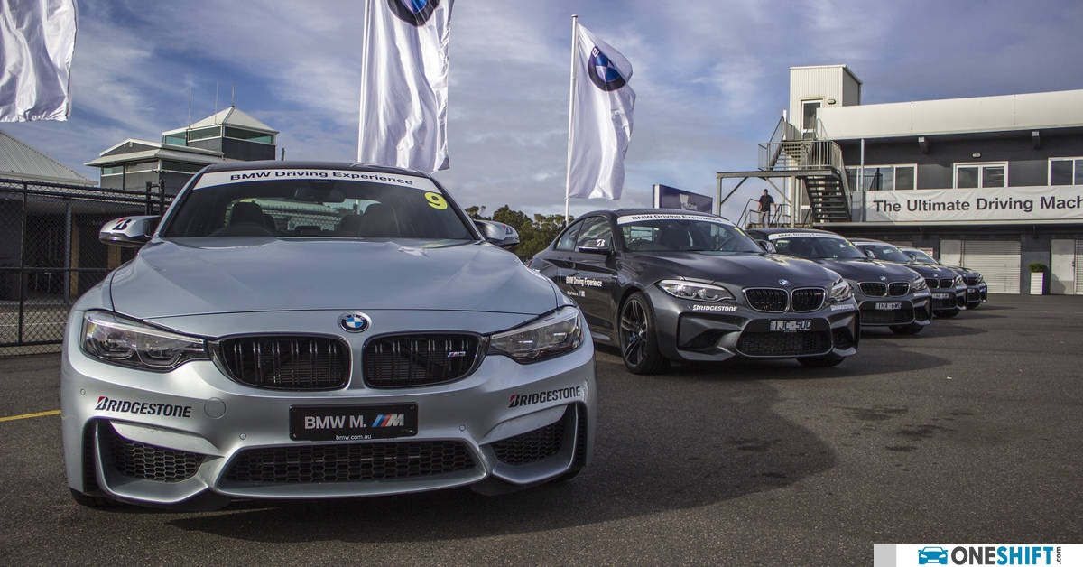 Ultimate Track Experience with BMW