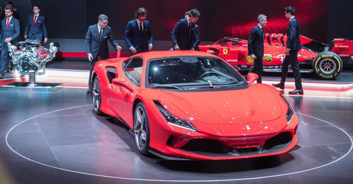 Highlights from the 2019 Geneva Motor Show