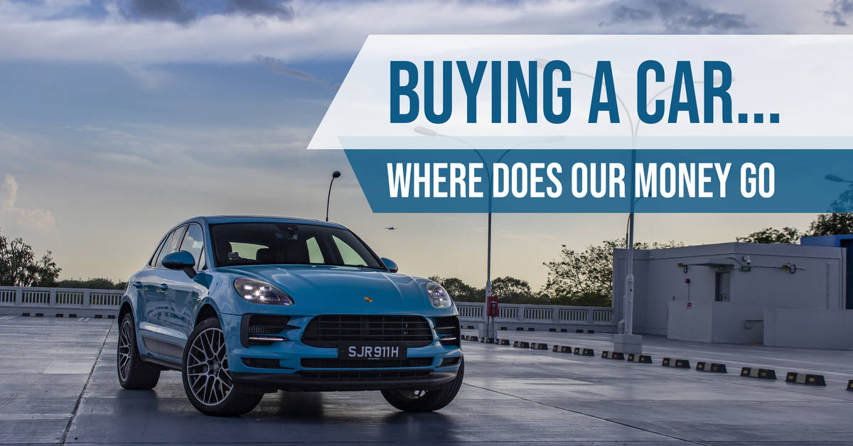 Buying a Car... Where Does Our Money Go - Singapore Features - Oneshift.com