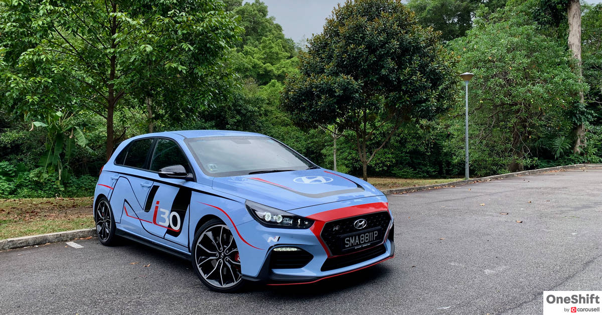Hyundai i30 N 2.0 GLS Turbo Performance Pack (M)