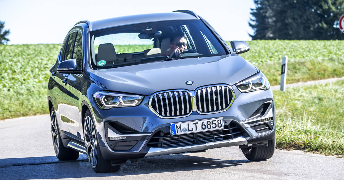 BMW X1 Reloaded