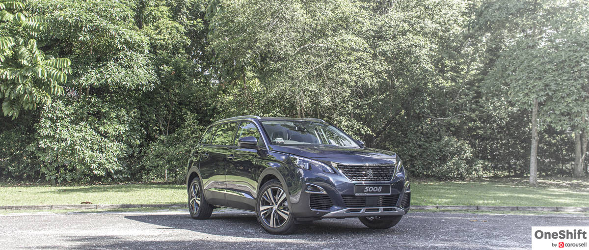 Peugeot 5008 1.6 Puretech EAT8 Active 7-Seater