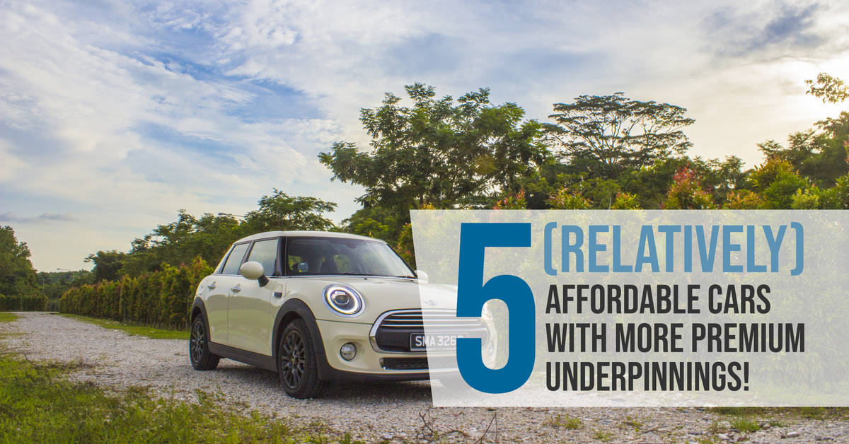 5 (Relatively) Affordable Cars With More Premium ...