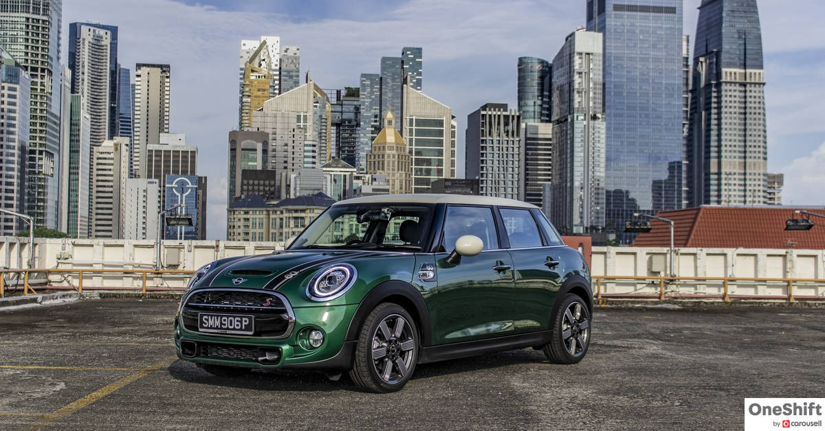 MINI Cooper S 5 Door 60 Years Edition 2019