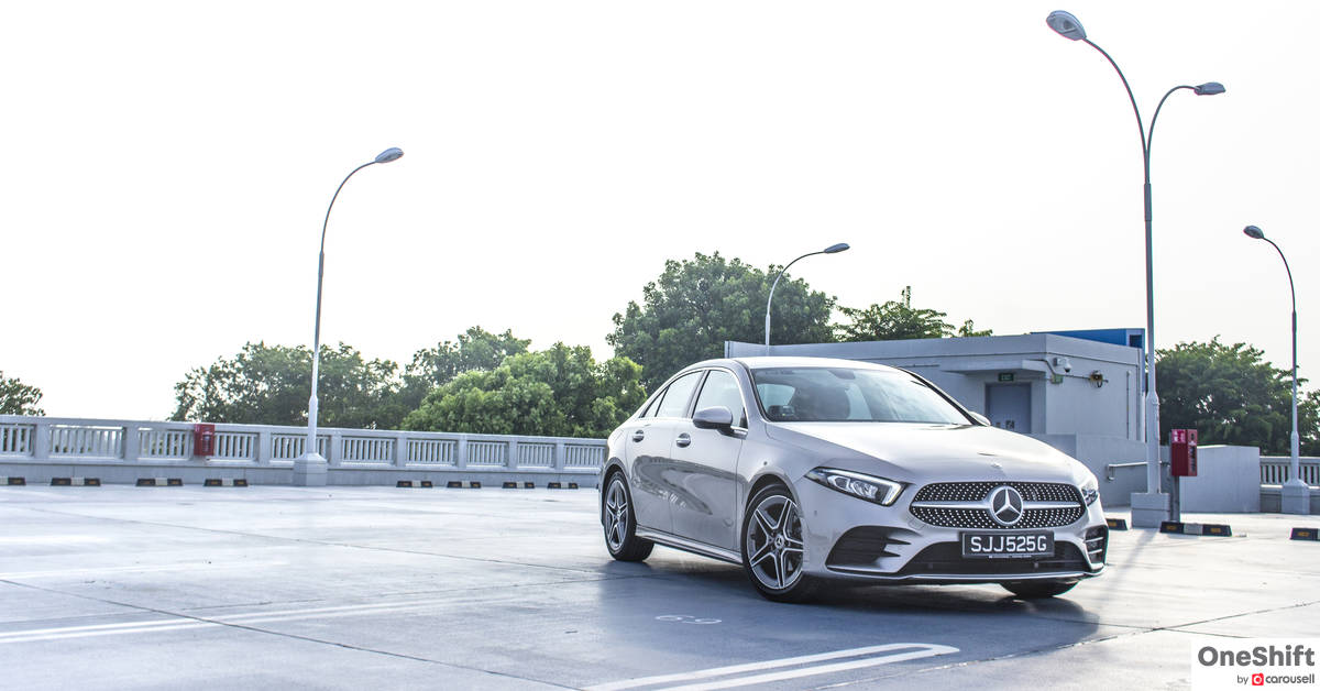 Mercedes-Benz A200 Saloon 2019