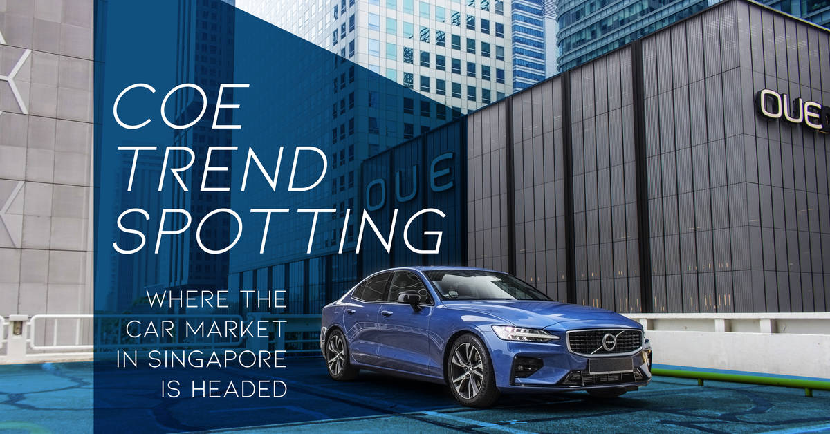COE Trend Spotting - Where The Car Market In Singapore Is ...