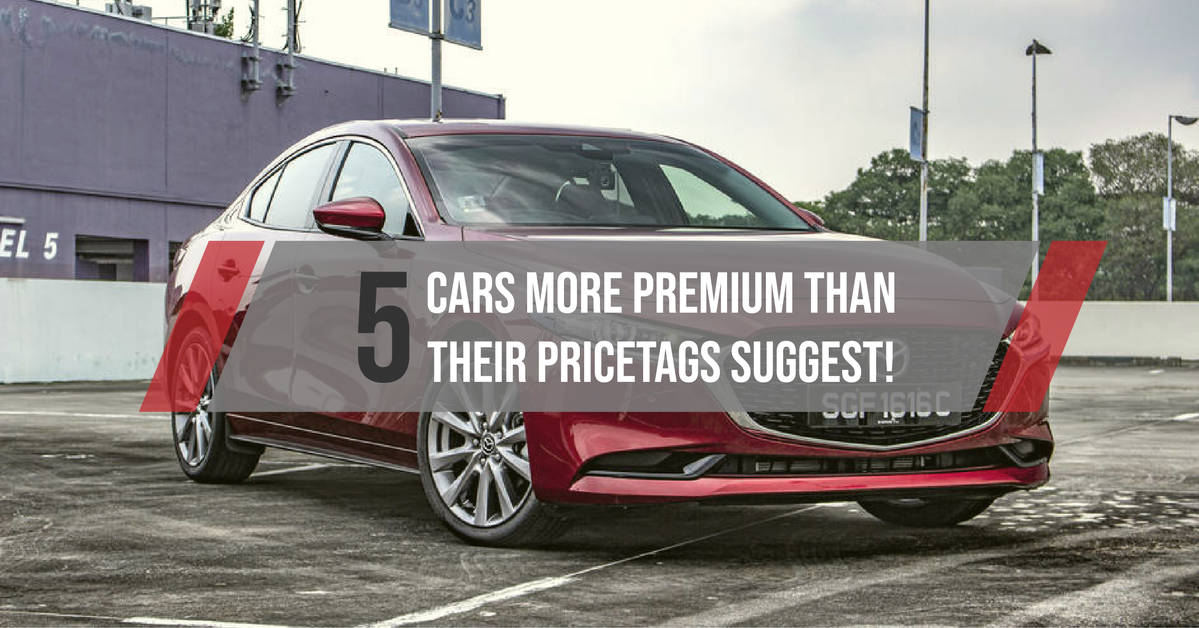 5 Cars That Feel More Premium Than Their Price Tags ...