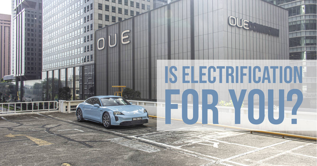 Is Electrification For You?