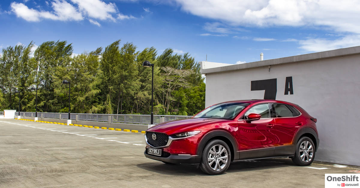Mazda CX-30 2.0 2WD Luxury 2020