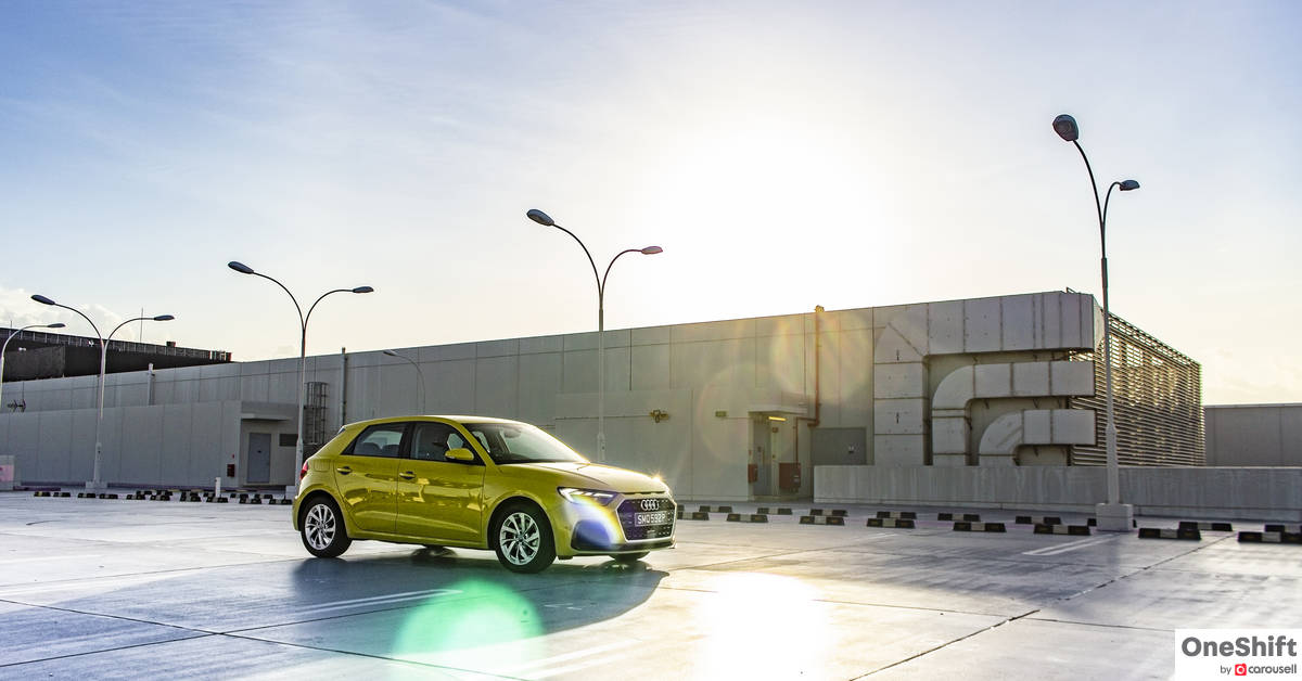 Audi A1 Sportback 1.0 TFSI S Tronic Advanced 2020