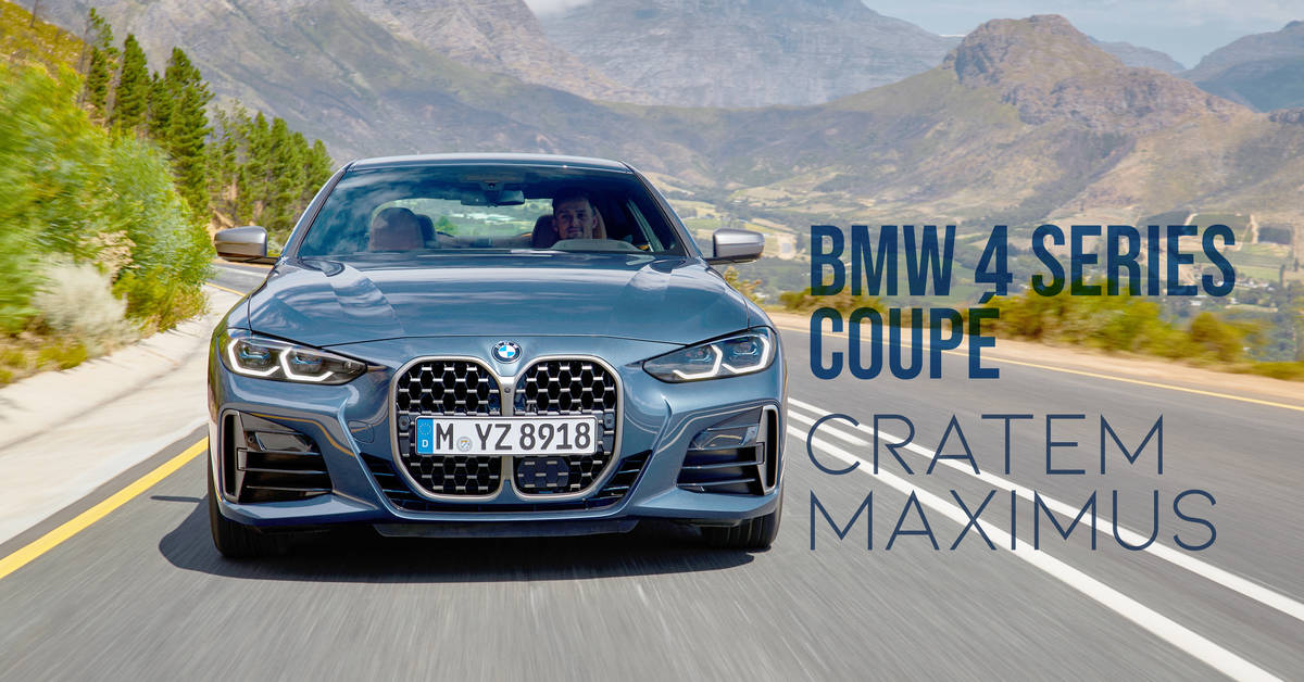 BMW 4 Series Coupe launched, And Breathing Through A ...