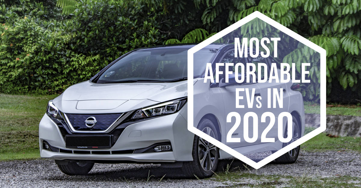 Most Affordable EVs in 2020!