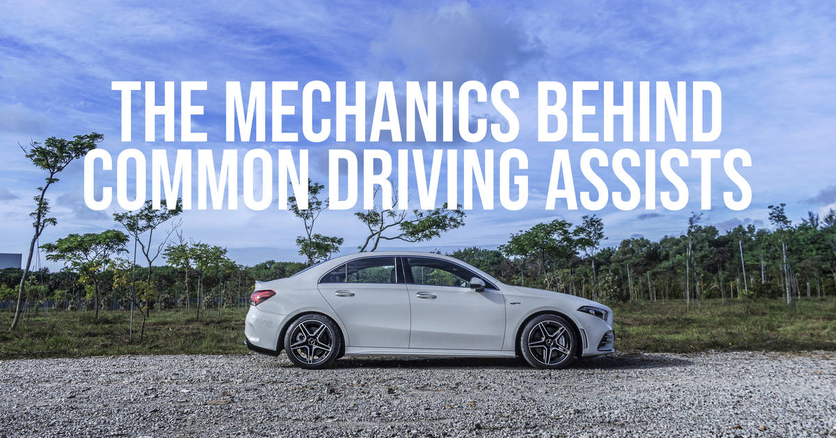 The Mechanics Behind Common Driving Assists