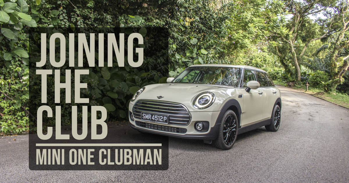 MINI One Clubman 2020