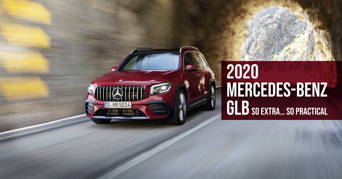 2020 Mercedes-Benz GLB - So Extra So Practical