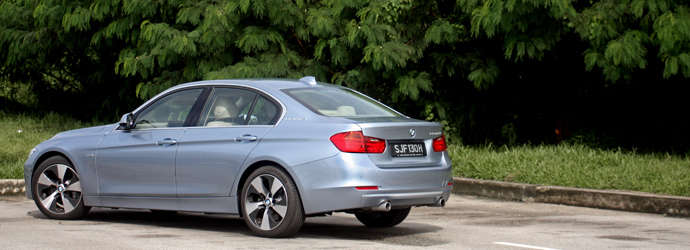 BMW Active Hybrid 3 Review Singapore - Oneshift com