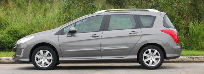 Peugeot 308 SW Turbo 1.6 Glass Roof Review Singapore - Oneshift.com