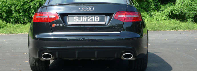 Audi RS 6 saloon 5.0 (A) Review