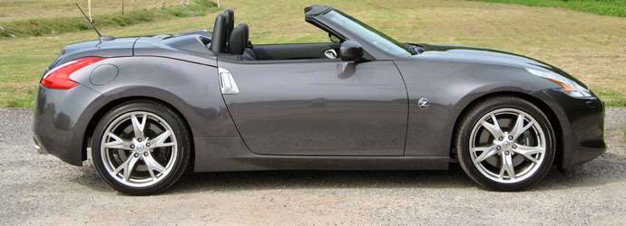 With The 370Z Roadster, You Can Enjoy Open Motoring Without The Loss Of The  Coupeu0027s Fun Factor