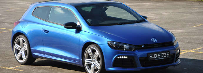 Volkswagen Scirocco R Dsg Review Singapore Oneshift Com