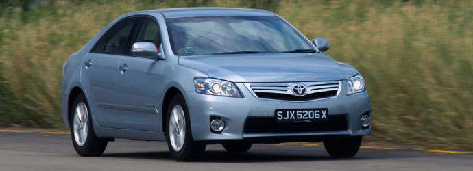Toyota Camry Hybrid 2 4 Review Singapore Silent Running