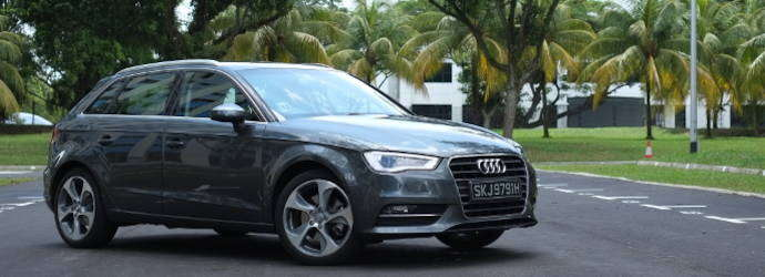 audi a3 sportback 1 8 tfsi s tronic ambiente review. Black Bedroom Furniture Sets. Home Design Ideas