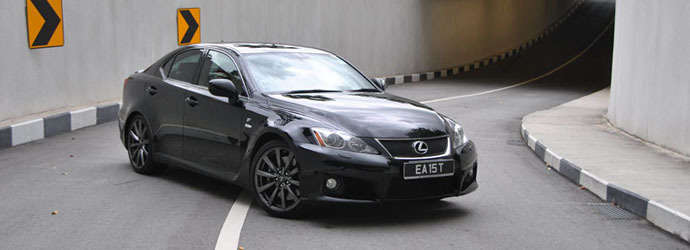 b26cfeb8a59 Lexus  F marque enters the fray to do battle with Audi s RS