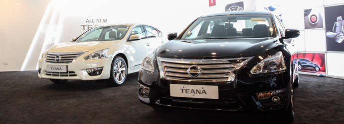 new car launches singaporeNissan launches the allnew Teana in Singapore  Singapore