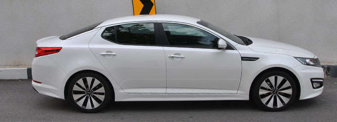 With The New Optima K5, Kiau0027s Styling Chief Peter Schreyer Has Proven Once  Again That He Is The Man That Has Transformed The Korean Brand From An Also  Ran ...
