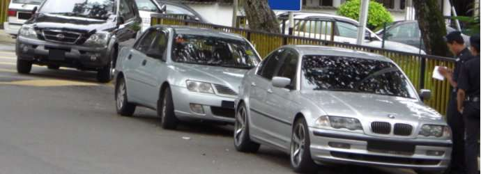 SG: CCTV ineffective at deterring illegal parking